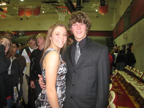 Jake and Tori