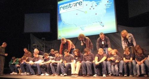 Team_prayer